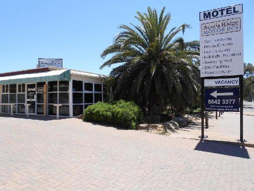 Acacia Ridge Motor Inn Port Augusta takes PayPal