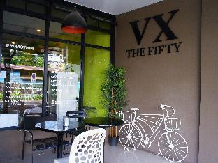 Logo/Picture:VX The Fifty Hostel