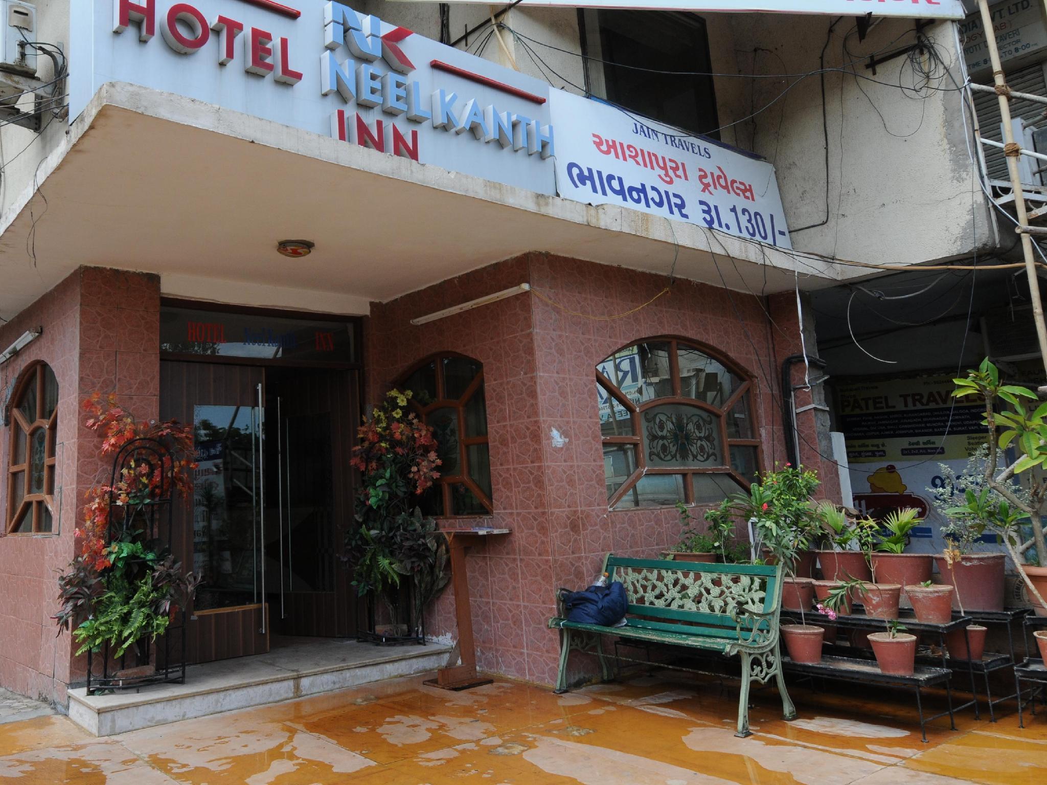 Hotel Neelkanth-Inn - Ahmedabad