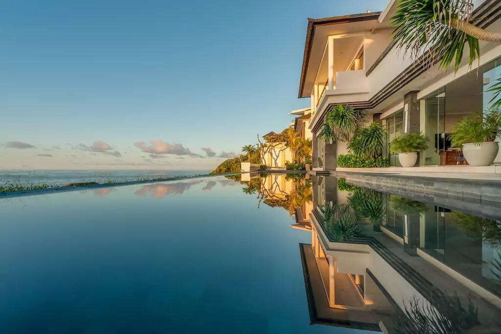 Luxury Cliff top Villa Nusa Dua #6