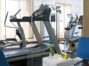 NH Berlin Mitte Berlin - Fitness Salonu