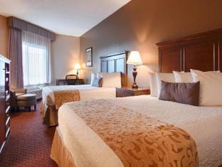 room of Best Western Golden Lion Hotel