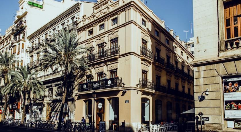 Hotel Lotelito – Valencia 1