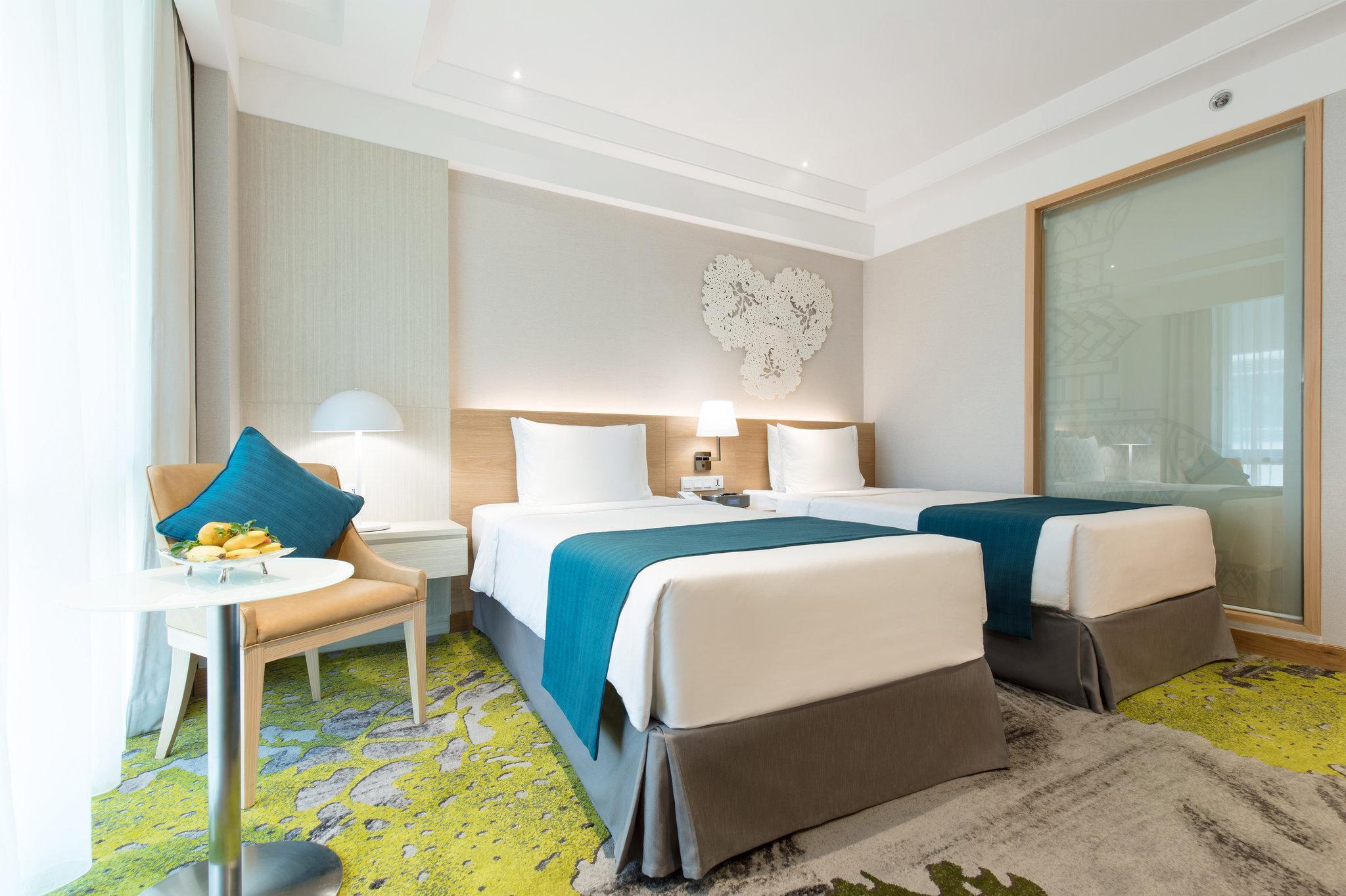 โรงแรมฮอลิเดย์อินน์ กรุงเทพ