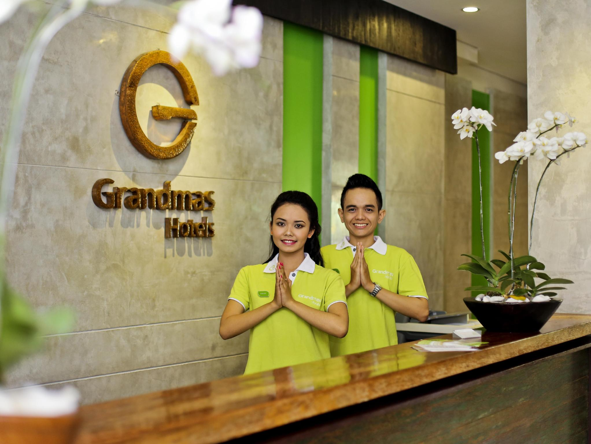 Grandmas Plus Hotel Airport