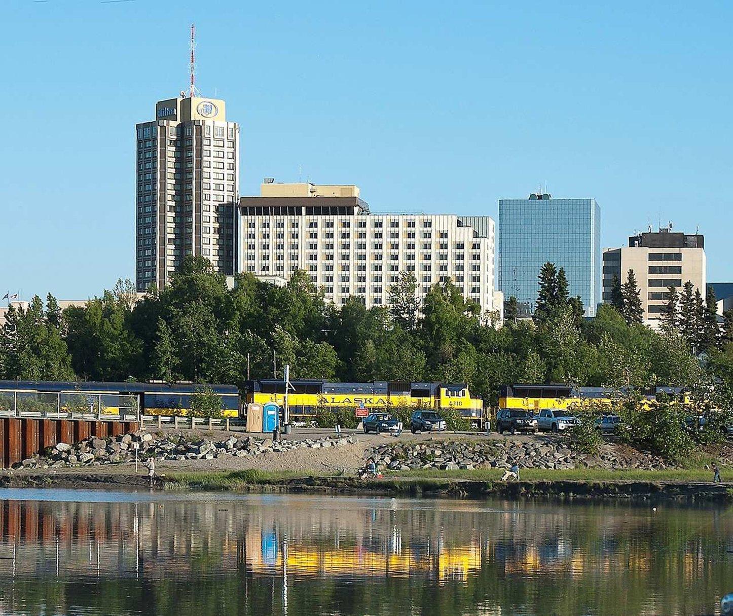 Hilton Anchorage Hotel image