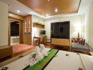 Chang Buri Resort & Spa guestroom junior suite