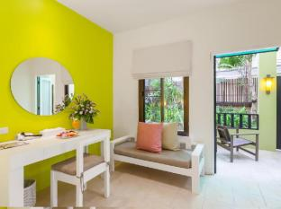 The Phulin Resort Phuket - Balcony/Terrace