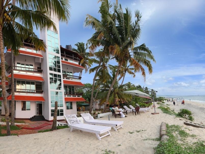 Palm Beach Resort - Alleppey