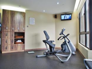 The Harbourview Hotel Hong Kong - Fitnessruimte