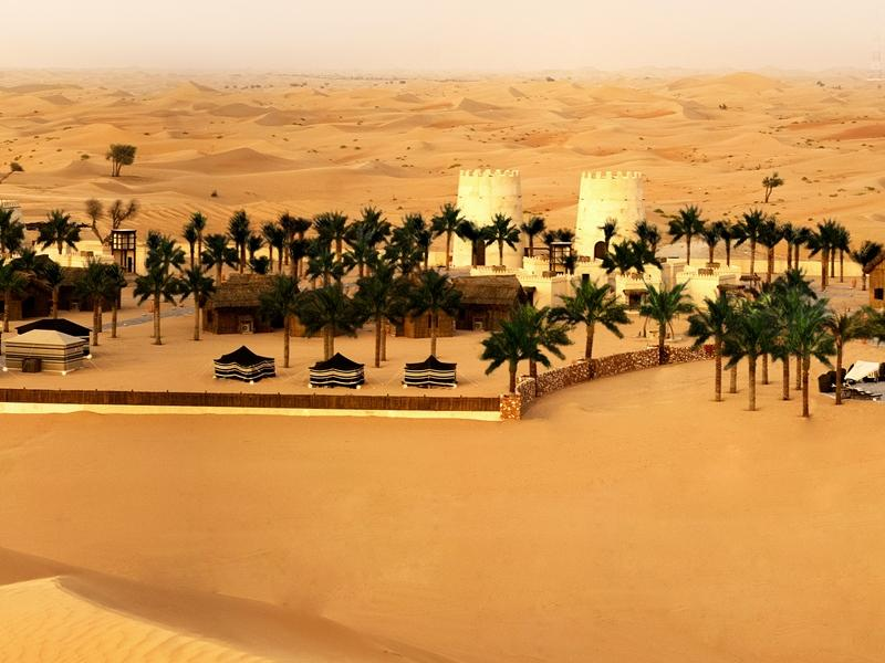 Arabian Nights Village – Bid' Hamamah 1