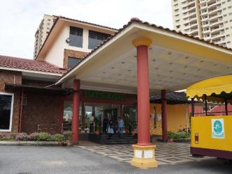 Hotel Murah di Alor Gajah - Purple Dream Residence