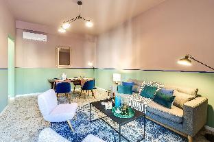 位于纳维格里的2卧室-122平方米|带1个独立浴室