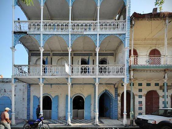 Hotel Florita Jacmel Haiti