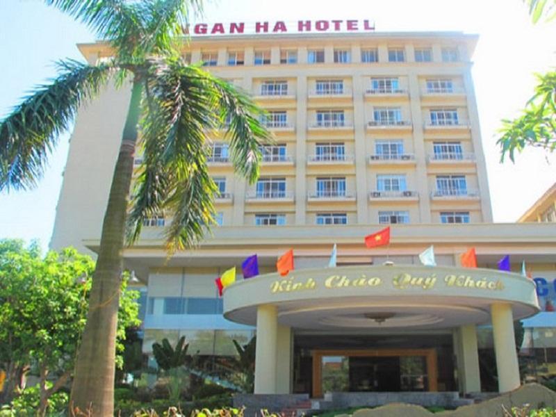 Ngan Ha Hotel Ha Tinh