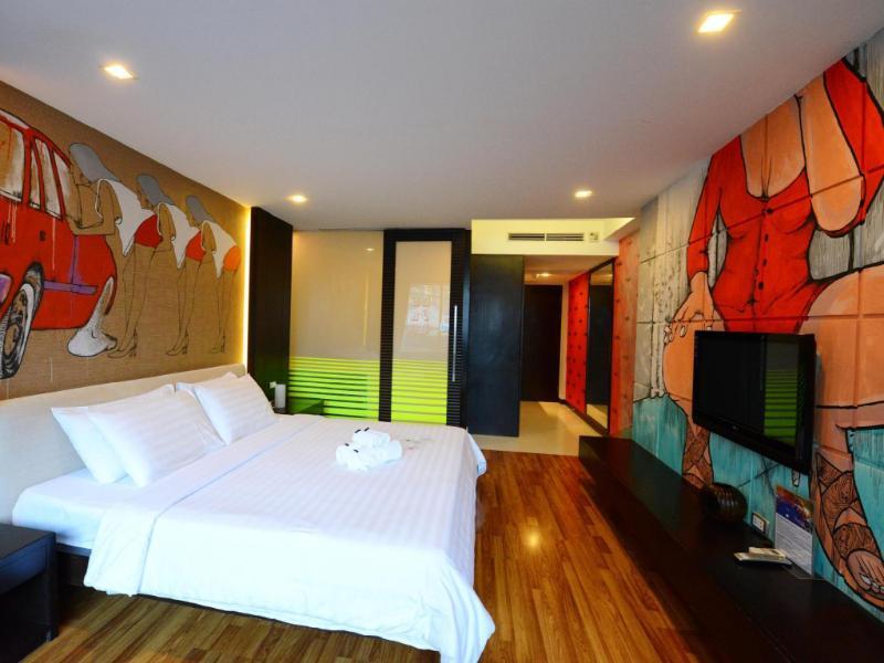 【Sukhumvit Hotel】ヴァシオ スイート(Vacio Suite)