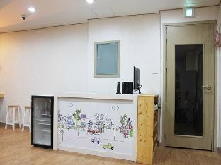 Hotel Cube Guesthouse  in Busan, South Korea