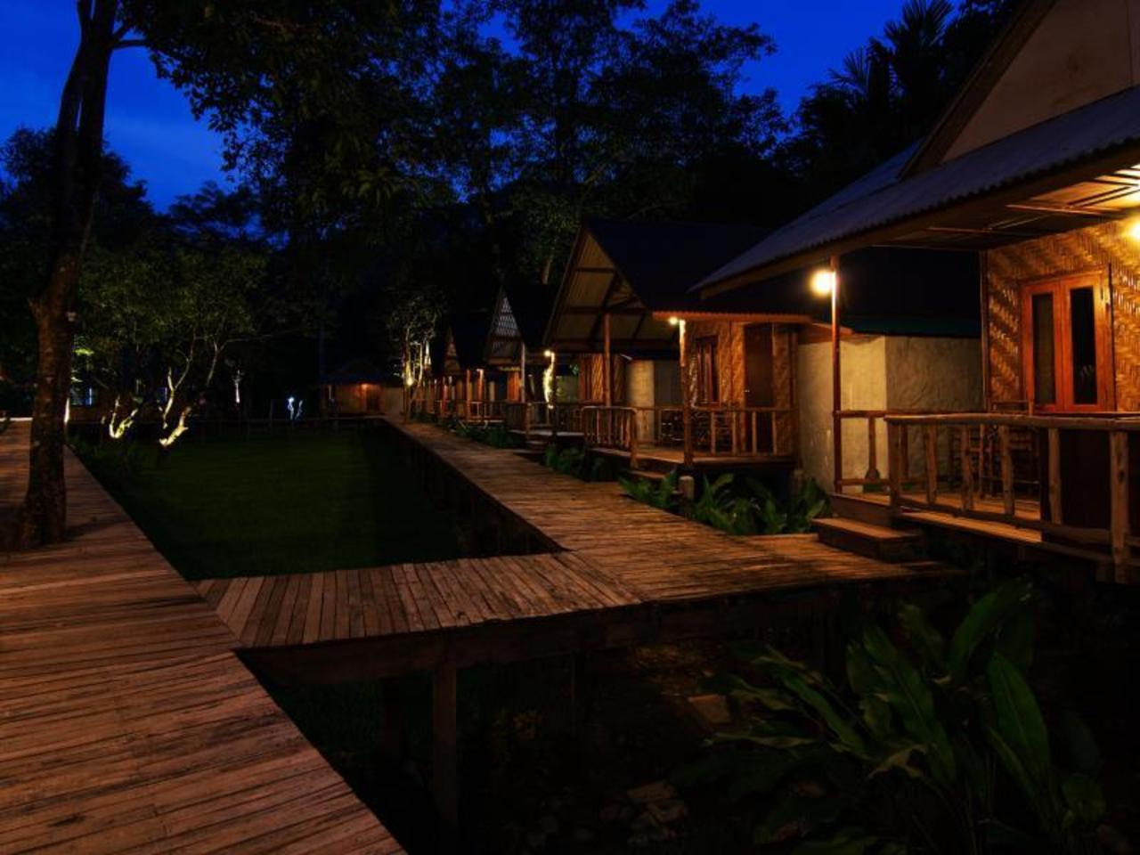เขาสก คาบานา รีสอร์ท (Khao Sok Cabana Resort)