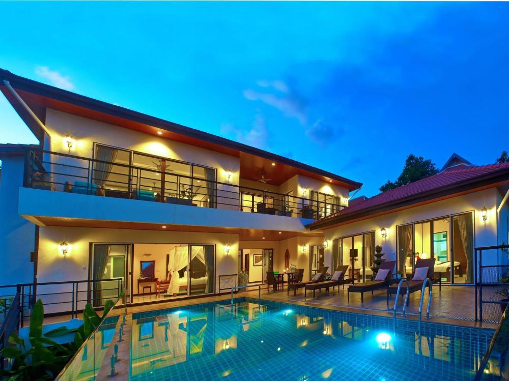 Sunrise Seaview Villa