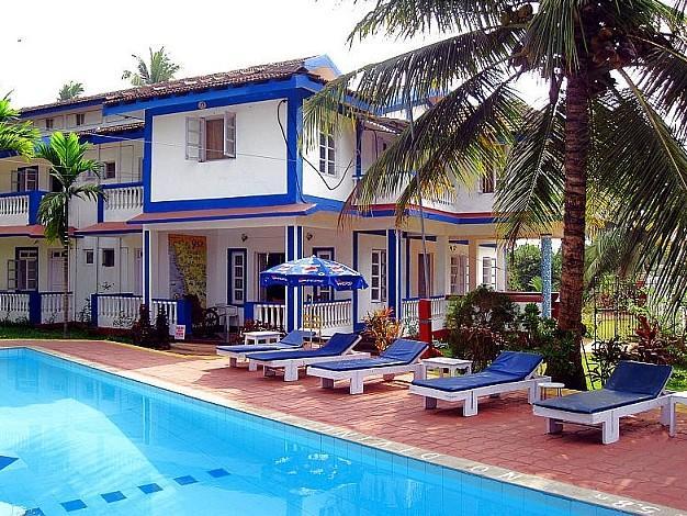 Dona Sa Maria Holiday Home Goa India