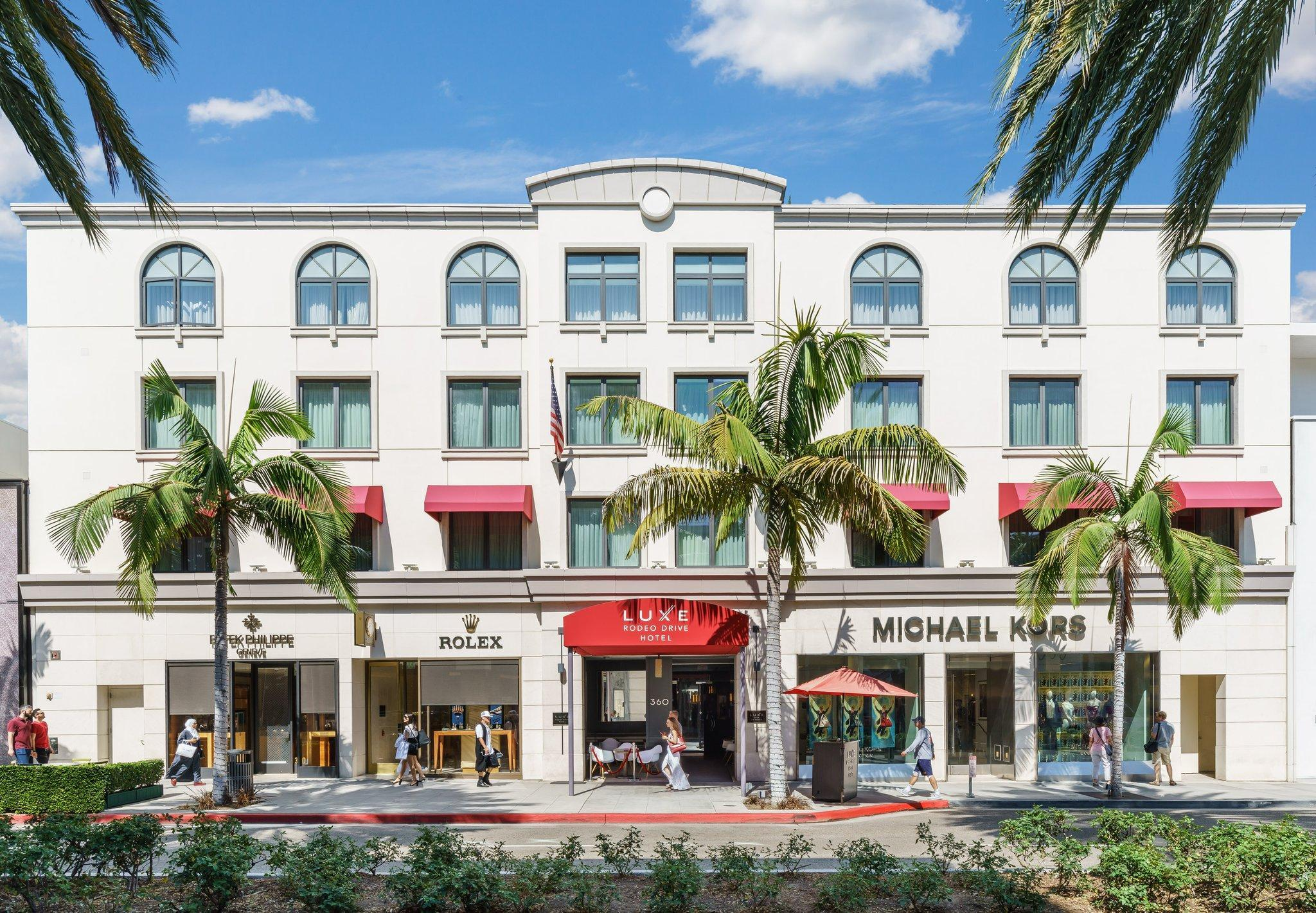 Luxe Rodeo Drive Hotel image