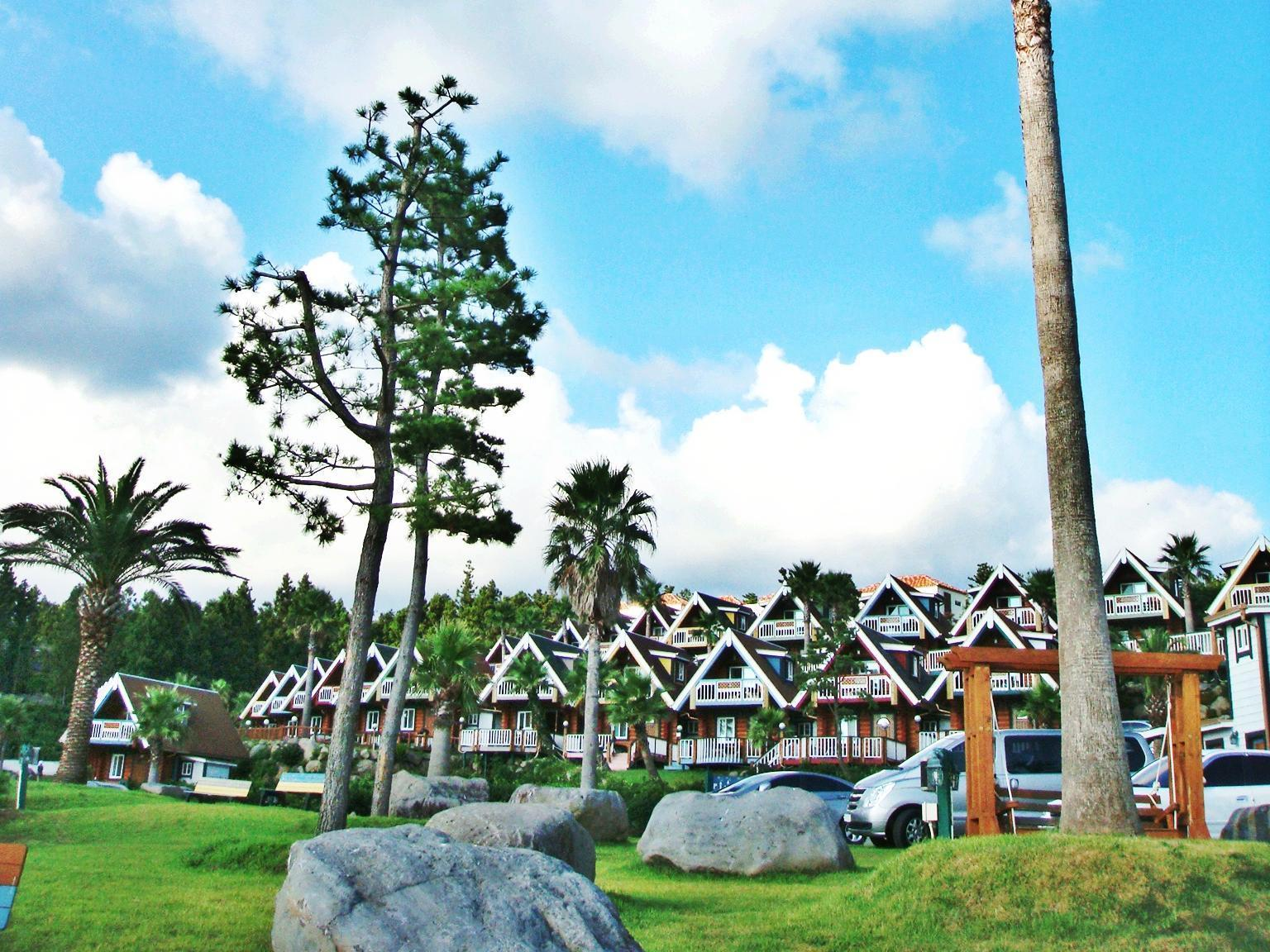 Jungmun Log Pension and Resort13