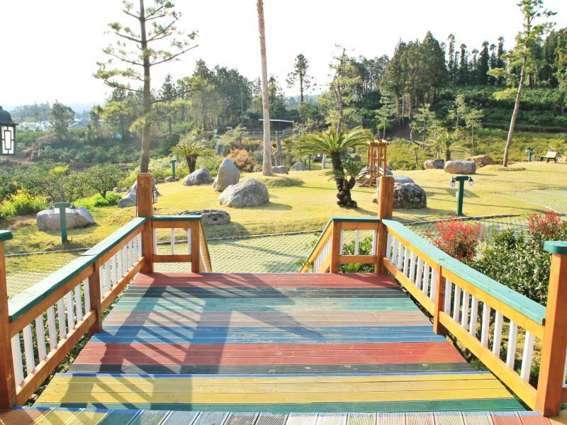 Jungmun Log Pension and Resort26
