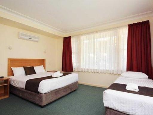 Quality Inn Grafton PayPal Hotel Grafton