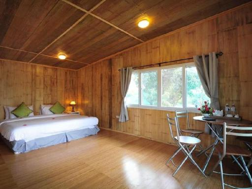 Reewa Waree Resort hotel accepts paypal in Khao Yai