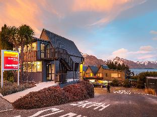 Heartland Hotel Queenstown Entrance