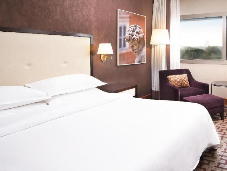 Sheraton Roma Hotel & Conference Center photo 2