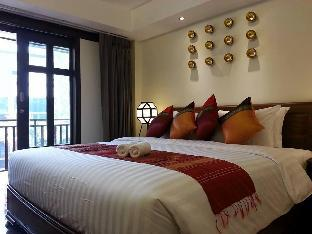 Viang Thapae Resort guestroom junior suite