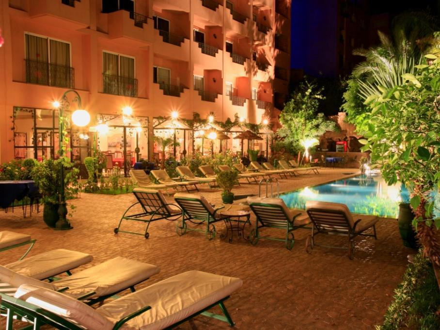 Imperial Holiday Hotel Marrakech Contact