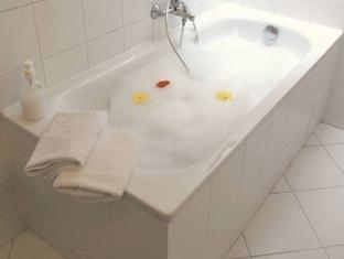 Venezia Hotel Praag - Badkamer