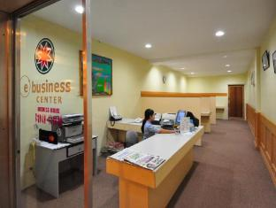 Metrocentre Hotel & Convention Center Tagbilaran City - Business Center