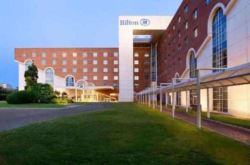 Hilton Hotel in ➦ Rome ➦ accepts PayPal