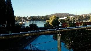 Hotell Waterfront Lodge Motel  i Hobart, Australien