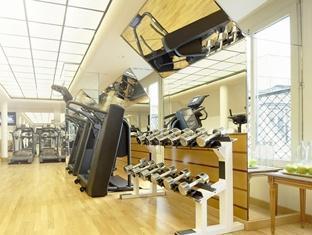 De Crillon Hotel Paris - Fitness Room
