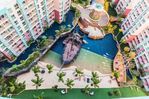 Tropical Apt. In The Heart Of Pattaya City - 11107030