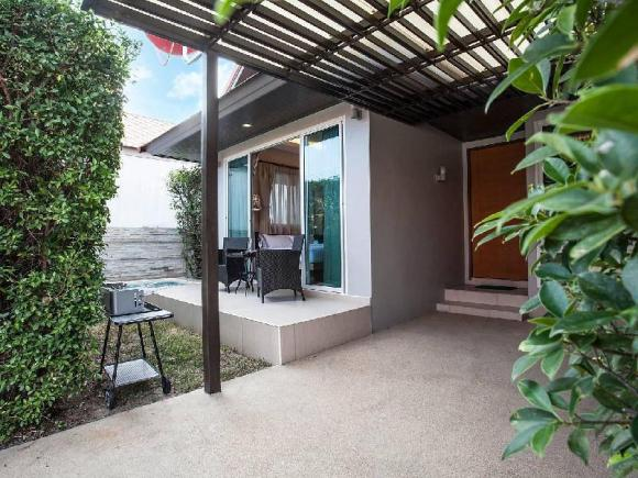 Jomtien LAmore Villa | 2 Beds with private Jacuzzi in Jomtien Pattaya - 13254590