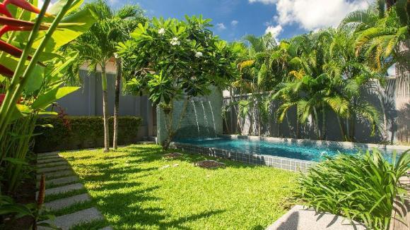 2 Bedrooms + 2 Bathrooms Villa in Rawai - 22592449