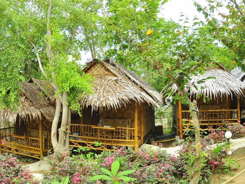 Phi Phi Hill Bamboo Bungalow Koh Phi Phi Map