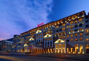 Sochi Marriott Krasnaya Polyana Hotel Адлер