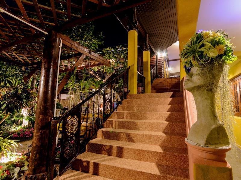 班克瓦胡恩瓦民宿,บ้านแก้วเฮือนขวัญ เบด แอนด์ เบรคฟาสต์