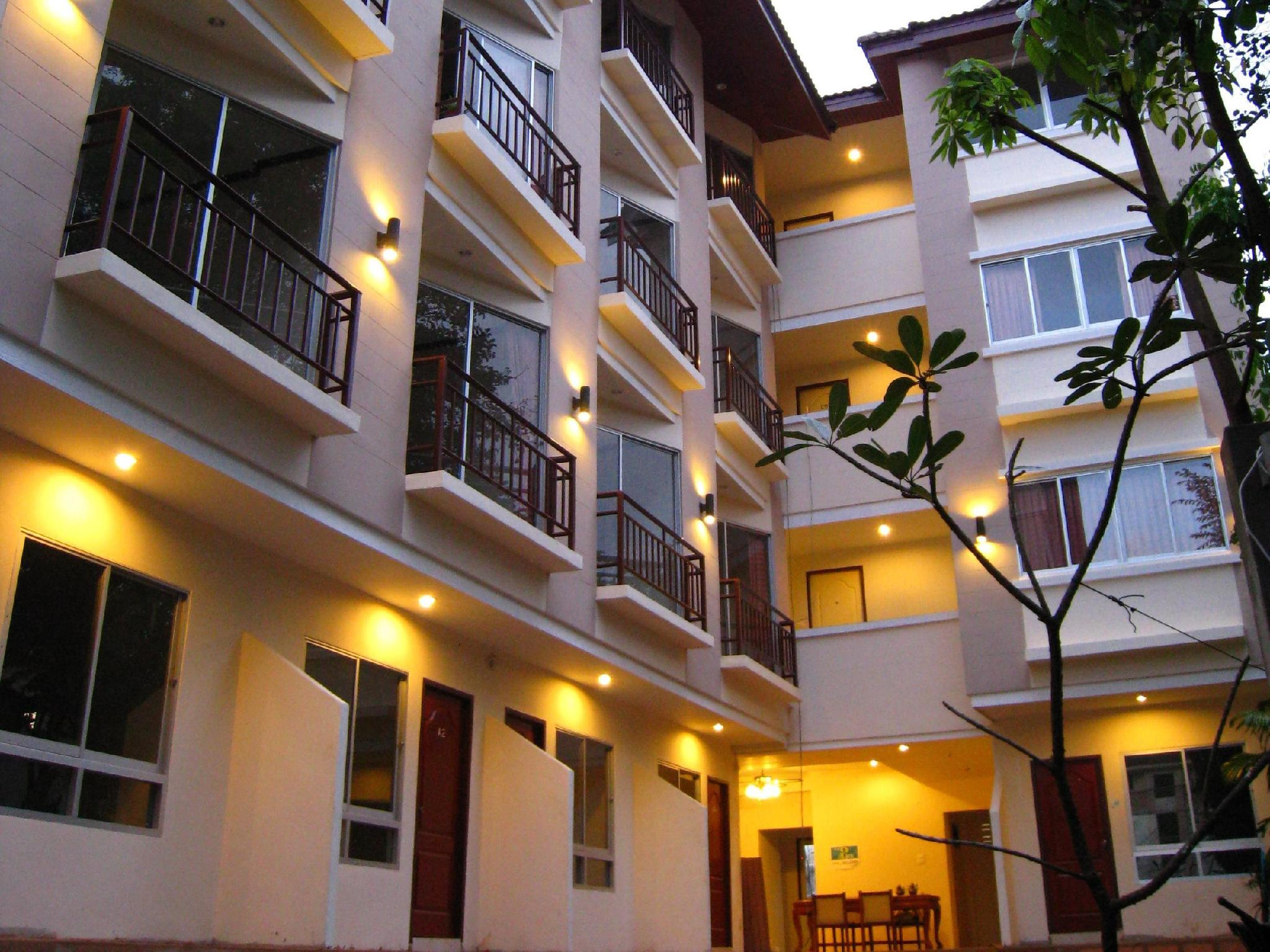 The Park KKU Apartments,เดอะ พาร์ค เคเคยู อพาร์ตเมนท์