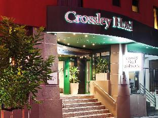 Hotell The Crossley Hotel  i Melbourne, Australien