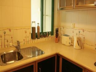 Ariva Beijing Luxury Serviced Apartment Beijing - Kitchen