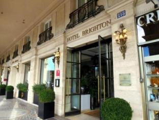Hotel Brighton Paris