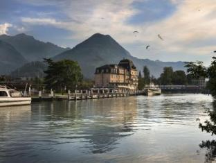 Hotel Du Lac Interlaken - View