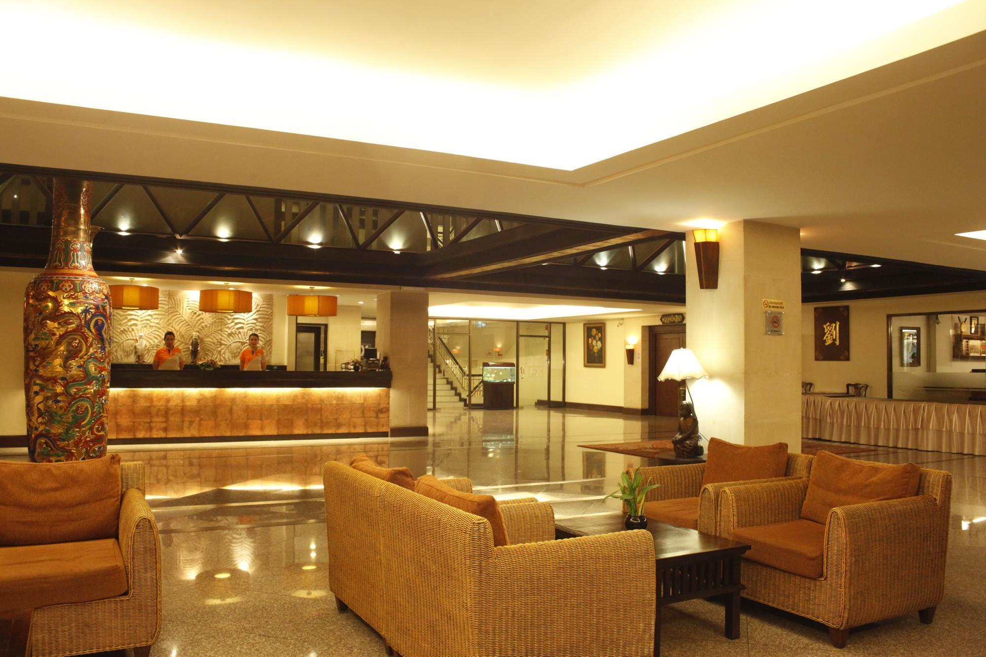 โรงแรมรอยัล เพนนินซูลา เชียงใหม่